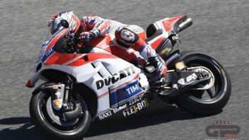 Dovizioso e Iannone: nuove Michelin? cambia poco