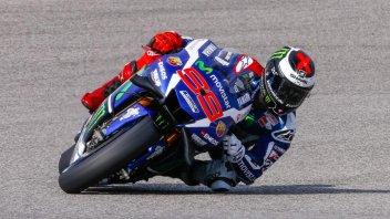 FP1: Lorenzo si impone, sorpresa Barbera