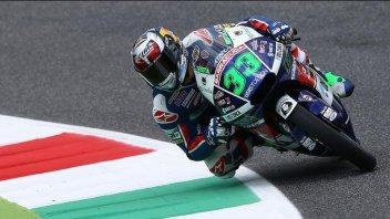 WUP: Bastianini conduce la pattuglia italiana