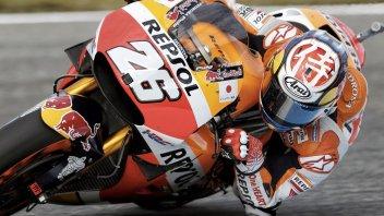 FP1: a Le Mans colpo di reni per Pedrosa