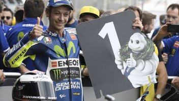 Valentino Rossi, king of all classes