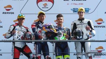 Lorenzo Dalla Porta vittorioso nel CEV a Le Mans