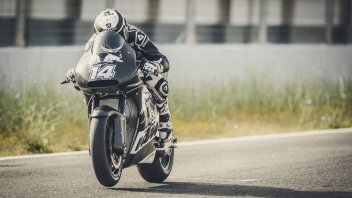 KTM a Jerez: clima tropicale e buoni tempi