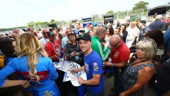 Alex Lowes: A Misano convinto di essere competitivo