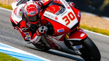 Sachsenring: quick start for Nakagami