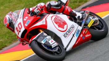 QP: Nakagami with a great first pole position on the Sachsenring