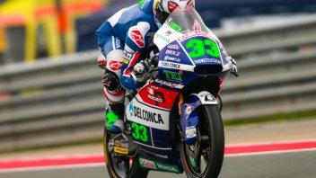 Sachsenring: Bastianini resta al comando