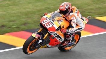 FP3: Marquez detta legge, Lorenzo fuori dalla Q2