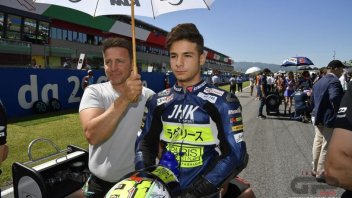 Paddock radio: Dalla Porta in place of Fenati