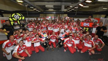 Dovizioso: I'm angry with myself