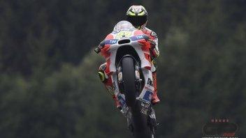 QP: Iannone, Rossi, Dovizioso: è tris tricolore in Austria