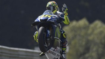 Rossi: a shame I couldn't fight