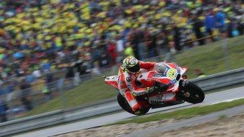 """Iannone: """"Anche a Brno con le Michelin si doveva rischiare"""""""