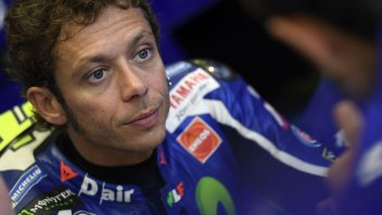 """Rossi: """"Until now, those taking risks have been right"""""""