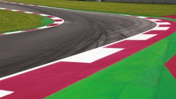 Modifica alla curva 10 del Red Bull Ring