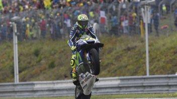 """Rossi: """"Silverstone mi diverte, ma sarà una gara incerta"""""""