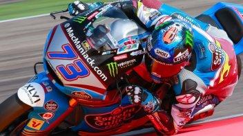 Aragon: Fp3 nel segno di Alex Marquez
