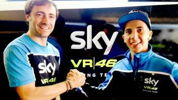 Andrea Migno con lo Sky Racing TeamVR46 anche nel 2017