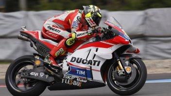 FP2 Silverstone: Ducati alla riscossa, Iannone 1°