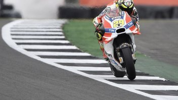 Iannone: Ducati and I are growing at the same rate