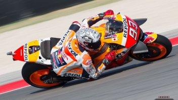 FP3: Ruggito di Marquez, 6° Rossi