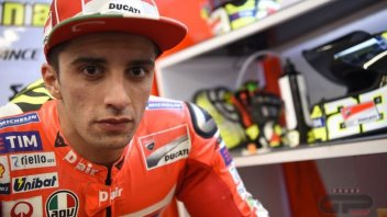Aragón: Iannone awaits the OK from the doctors to race