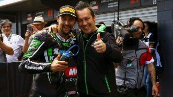 Puccetti e Krummenacher insieme in Superbike nel 2017