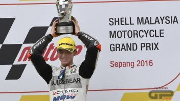 Bagnaia: I've won the race and a test with the Ducati MotoGP