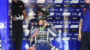 """Lorenzo: """"Ho perso l'occasione per superare Rossi"""""""