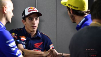 Rossi and Marquez a year later: best to look to the future