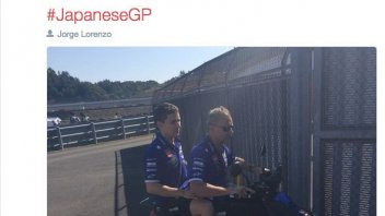 Lorenzo: no complication, back for FP4