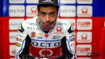 Petrucci: Tomorrow I want to go on the attack