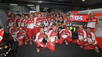 Dovizioso: winning was becoming a nightmare