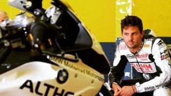 Michel Fabrizio in pista con BMW per l'ultimo round del CIV
