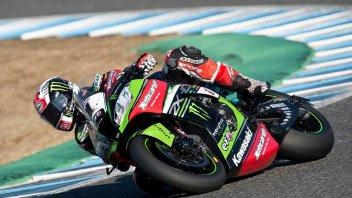 Riscossa Kawasaki nei test di Jerez, 1° Rea
