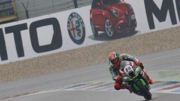 FP3: Sykes e Rea anfibi a Magny-Cours