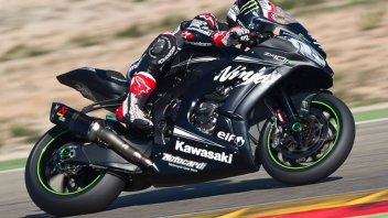 Jerez test: Rea faster than Rossi's pole