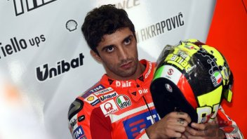 Iannone: I leave Ducati with some bitterness