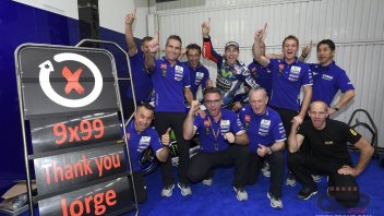 Lorenzo: my best gift to Yamaha