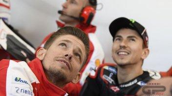 Ciabatti: Lorenzo è sceso dalla Ducati con il sorriso