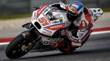 LATEST - Pirro in place of Petrucci at Valencia tests