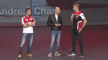 GUARDA: Ducati World Premier in Streaming Live