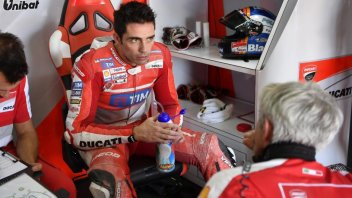 "Pirro: Without winglets the Ducati is more ""physical"""