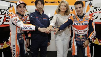 Repsol and Honda together for two more years