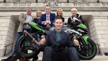Rea porta la Kawasaki nel Parlamento del Nord Irlanda