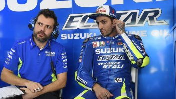 "Iannone: ""I just need to adapt the Suzuki to my style"""
