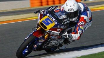 Moto3: Fenati, Antonelli e Bastianini: alti e bassi a Valencia