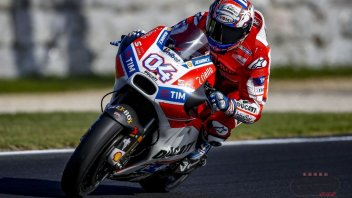 MotoGP: Dovizioso: Ducati has improved, but not enough