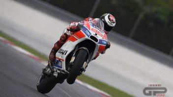 MotoGP: Lorenzo: Ducati già pronta per vincere delle gare