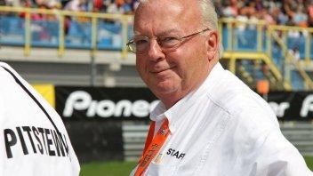 News: Addio a Jaap Timmer, ex presidente della CCR FIM